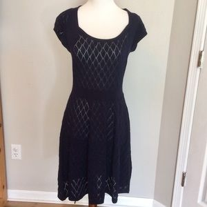 Trina Turk | Open Knit Cover Up Dress